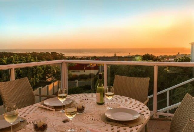 Relax and enjoy the view from the patio